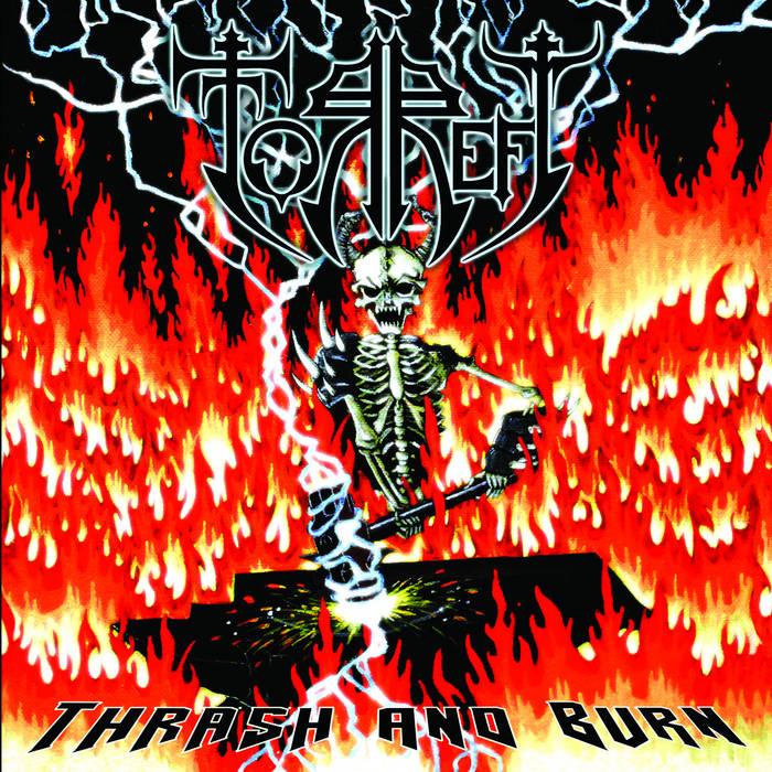 Thrash and Burn cover art