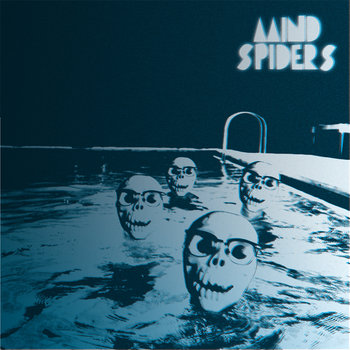 Mind Spiders - s/t cover art