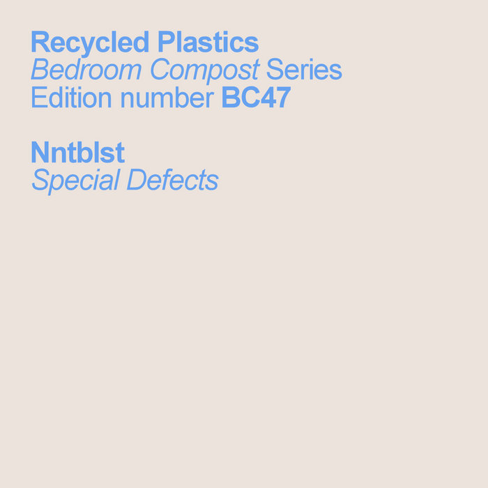 Nntblst - Special Defects (2016)