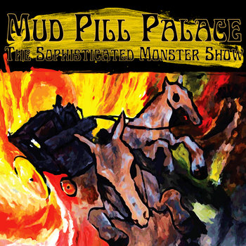 The Sophisticated Monster Show cover art