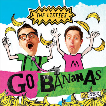 The Listies Go Bananas cover art