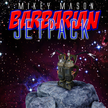Barbarian Jetpack cover art