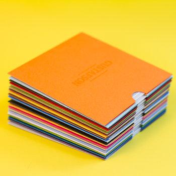 Le premier EP de Gustafson cover art