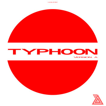 TYPHOON version. A EP cover art
