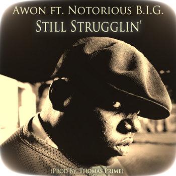 Still Strugglin' EP cover art