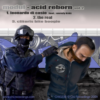 Acid Reborn Volume 2. cover art