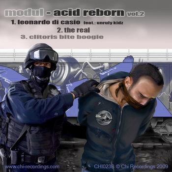Acid Reborn Volume 2. cover art
