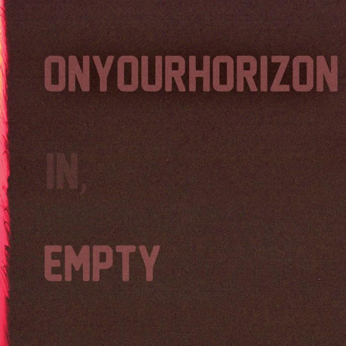 In, Empty cover art