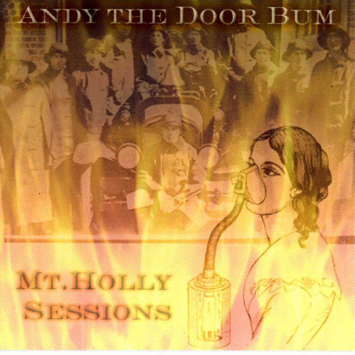 Mt. Holly Sessions cover art