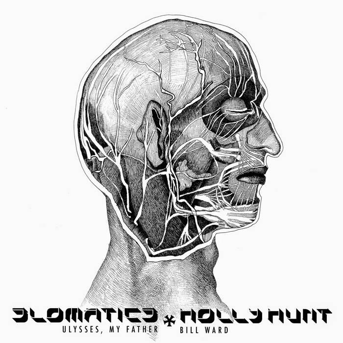 Slomatics / Holly Hunt Split cover art