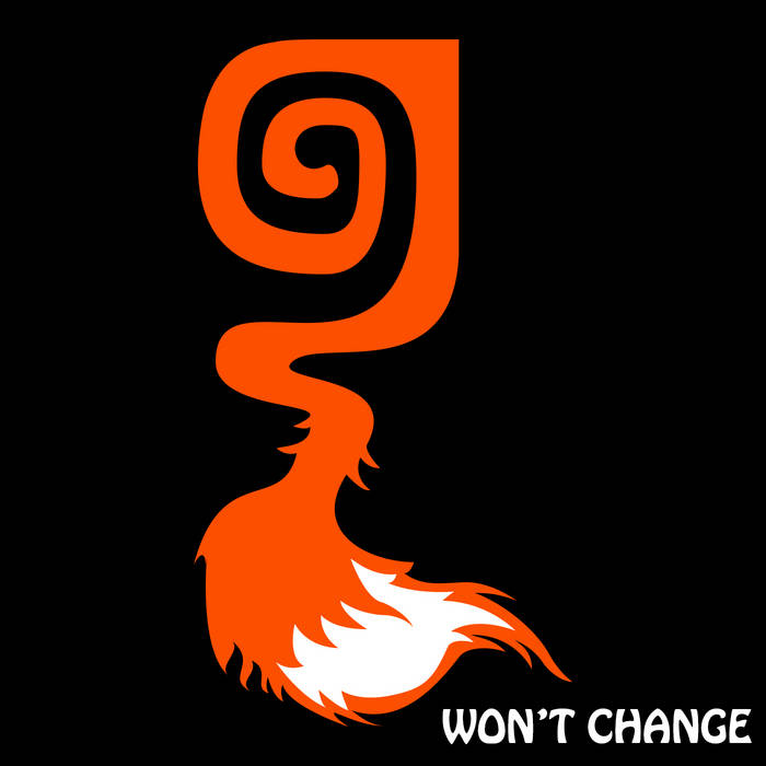 Won't Change cover art