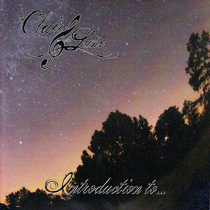 Introduction to...  [EP] cover art