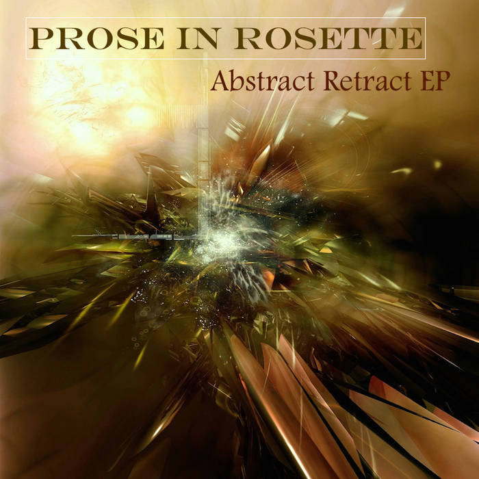 Abstract Retract cover art