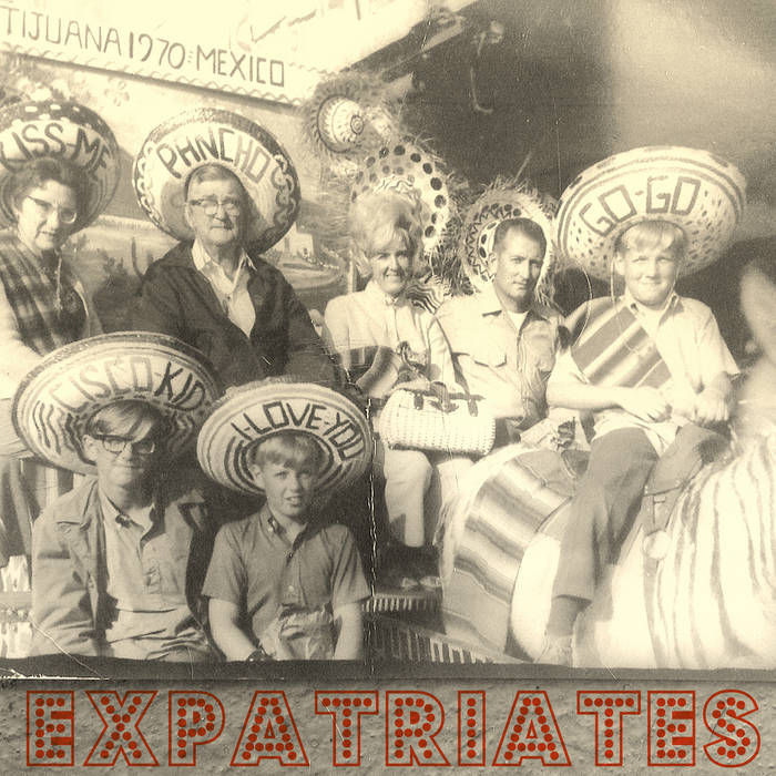Expatriates cover art
