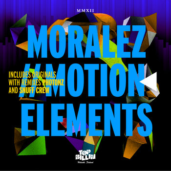 Motion Elements EP cover art