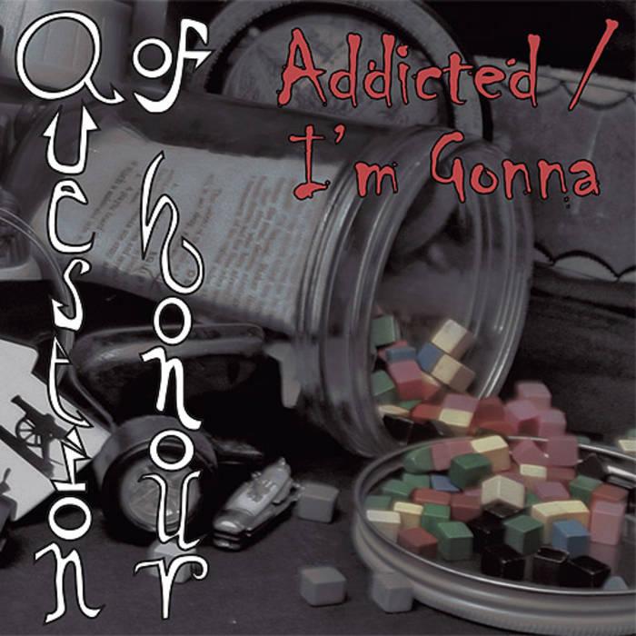 Addicted / I'm Gonna cover art
