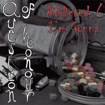 Addicted / I'm Gonna cover art