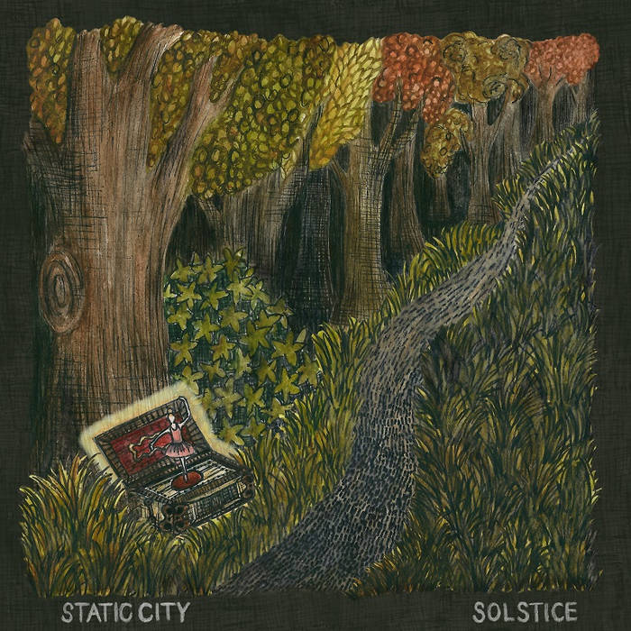 Solstice EP cover art