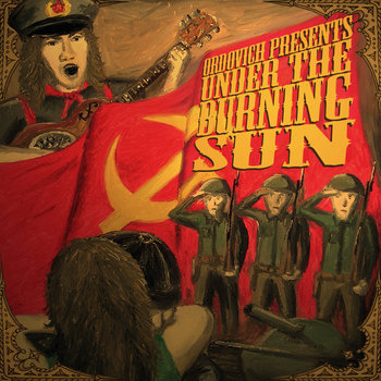 Under the Burning Sun cover art