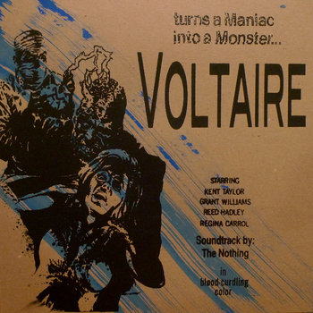 Voltaire cover art