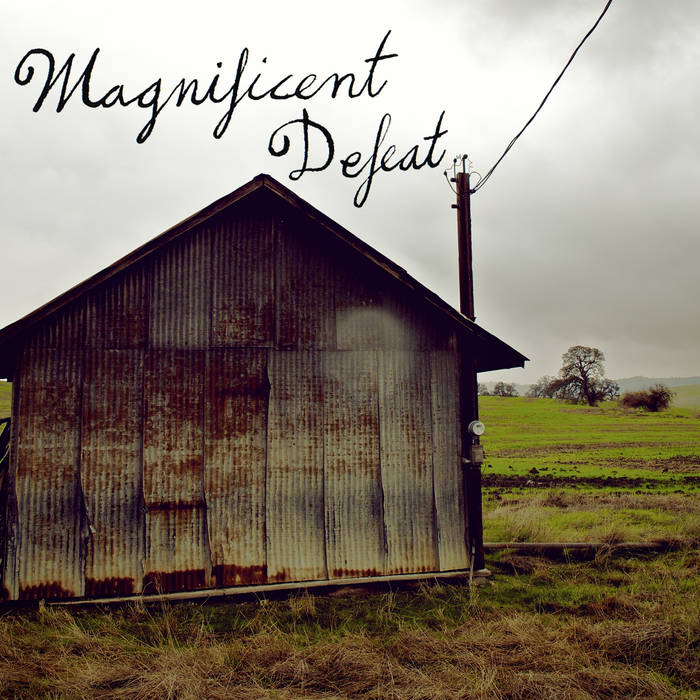 Magnificent Defeat EP cover art