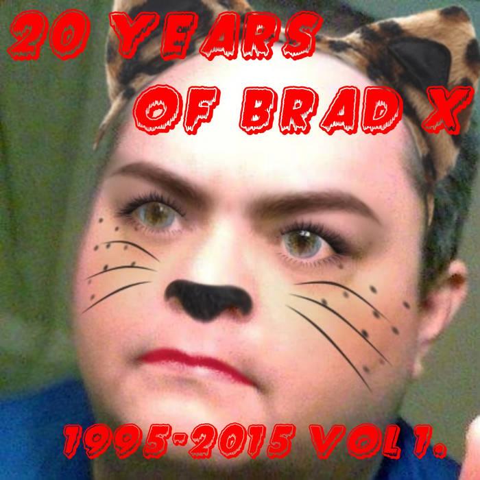 20 Years of Brad X cover art