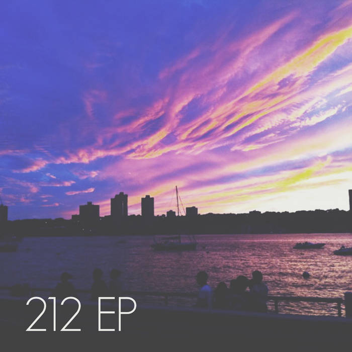 212 EP cover art