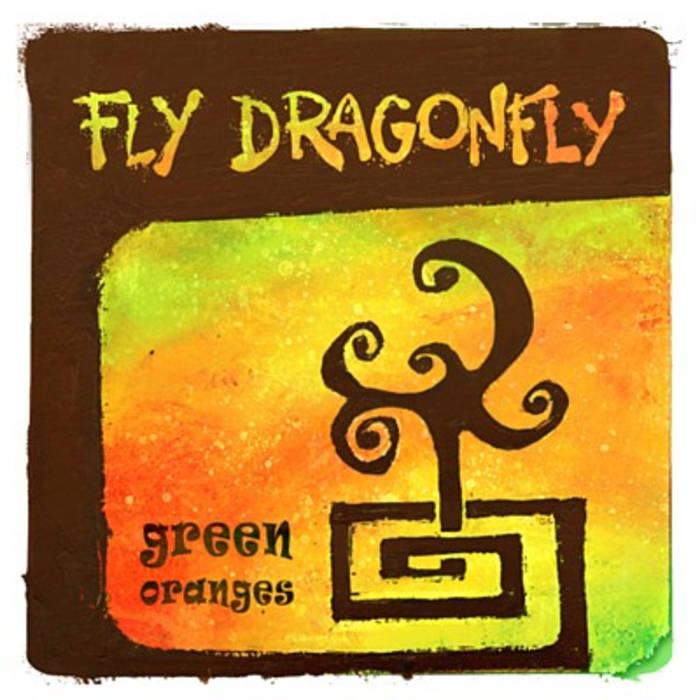 Green Oranges cover art
