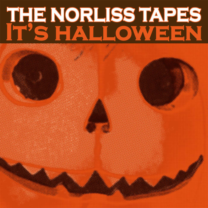 It's Halloween EP cover art