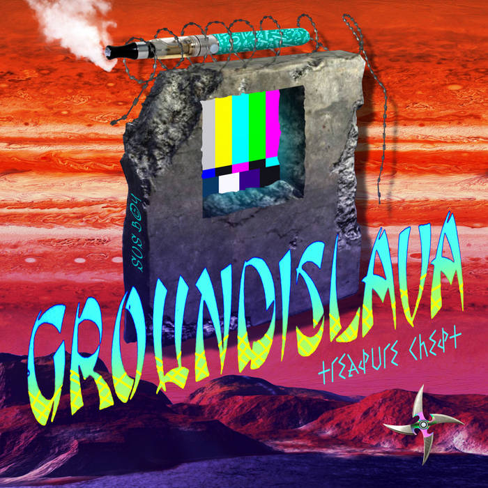 Groundislava Treasure Chest cover art