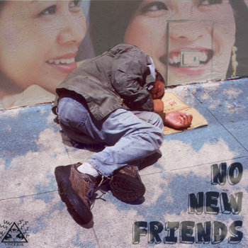 No New Friends cover art