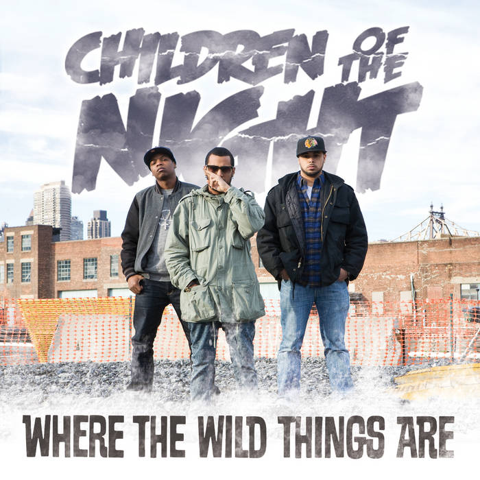 Where The Wild Things Are cover art