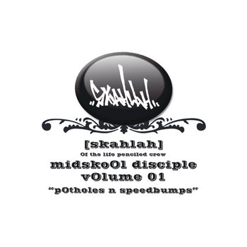 pOtholes and speedbumps (midskOol disciple, vOlume 01) cover art
