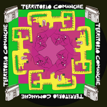 Territorio Comanche cover art