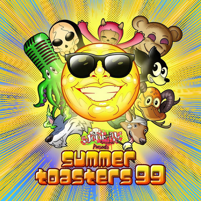 Summer Toasters '99 cover art