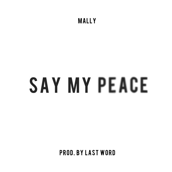 Say My Peace cover art