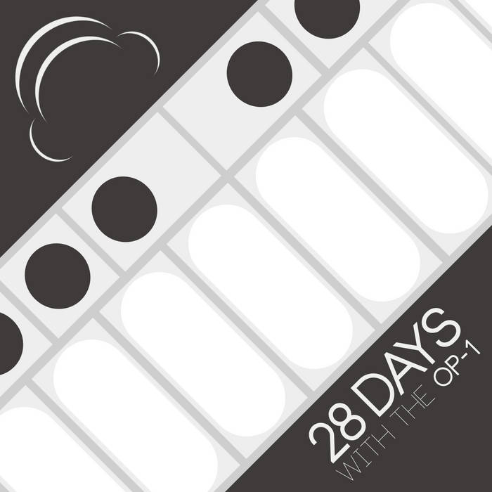 28 Days With The OP-1 cover art