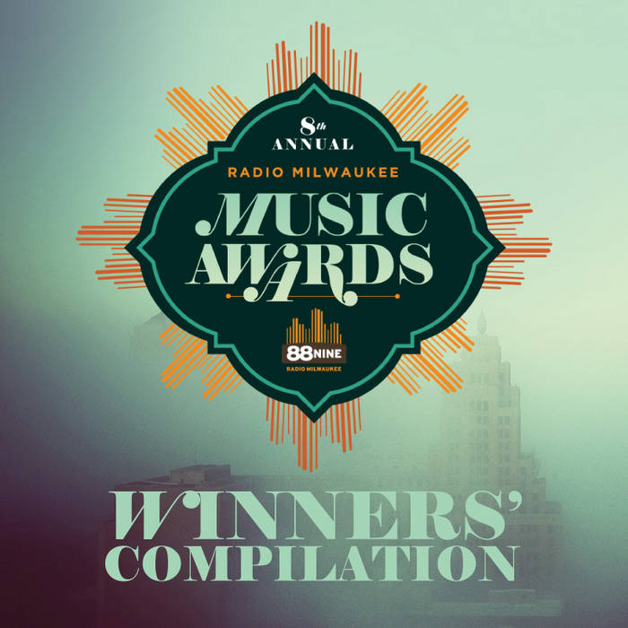 8th Annual RadioMilwaukee Music Awards Winners' Compilation cover art
