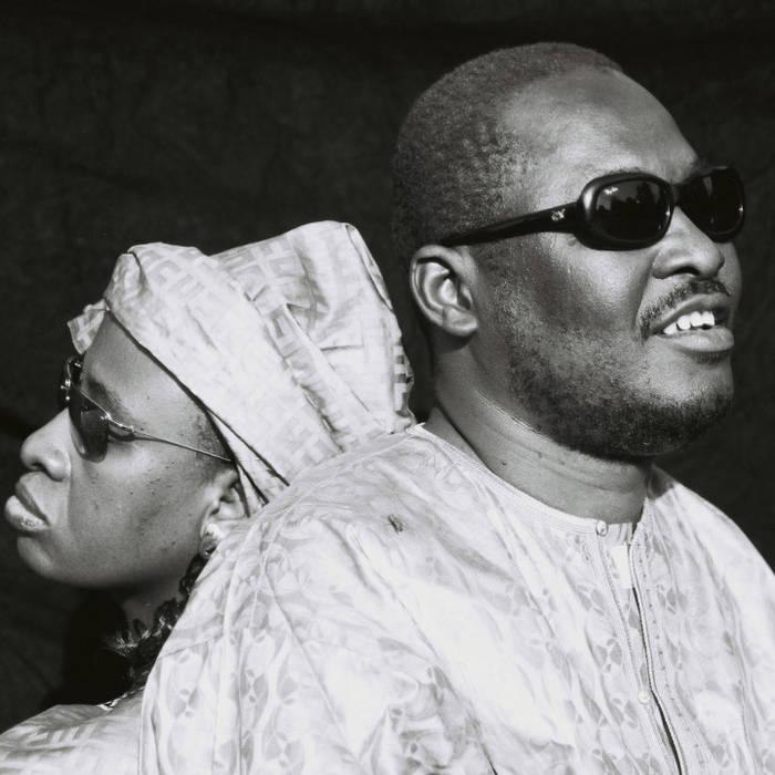Amadou et Mariam - Je Pense a Toi (D'oké Tribute mix) cover art
