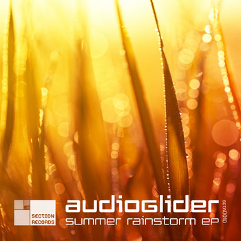 Summer Rainstorm EP cover art