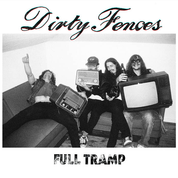 FULL TRAMP cover art