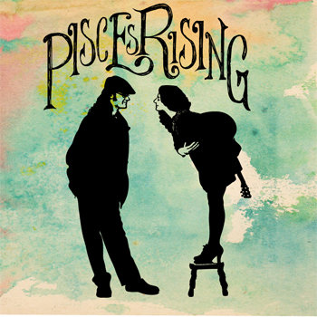 Pisces Rising: EP cover art