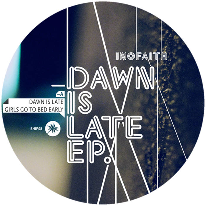 Dawn is Late EP cover art