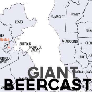 Giant Beercast - Ep. 1 - Foot Beer cover art