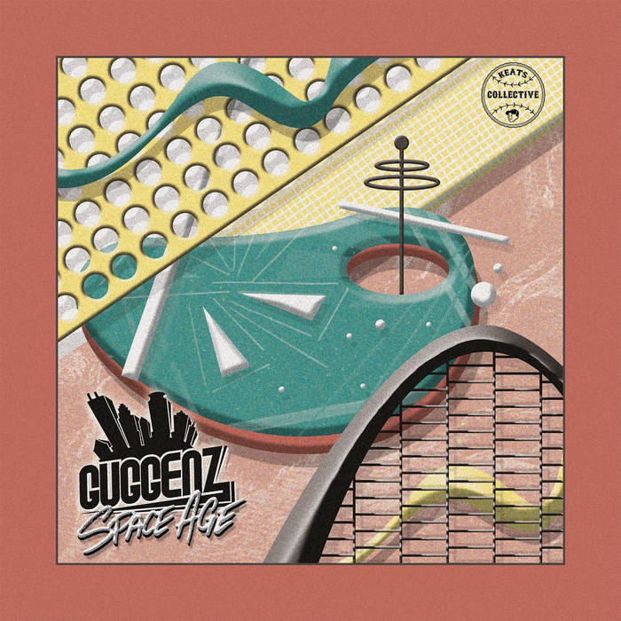 Space Age EP cover art
