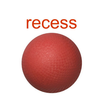 Recess cover art