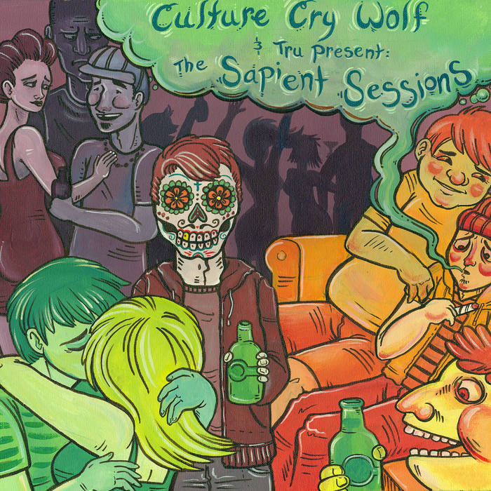 The Sapient Sessions EP cover art