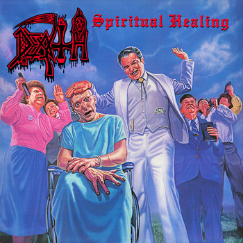 Spiritual Healing  (Reissue, Deluxe Edition) cover art