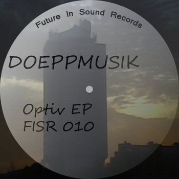 Doeppmusik - Optiv EP [FISR 010] cover art