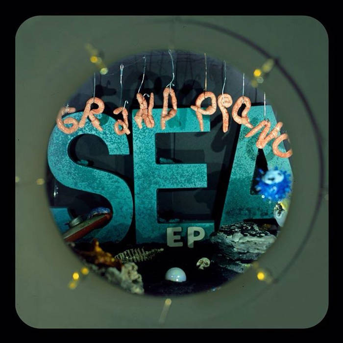 Sea EP cover art